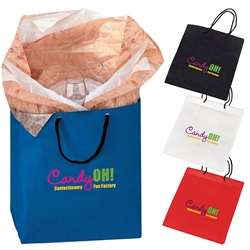 Custom Imprinted Non-Woven Gift Bag