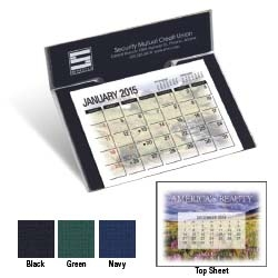 Custom USA Made Desk Calendars