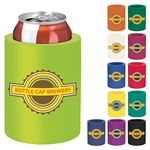 Custom Imprinted Original Logo Koozie