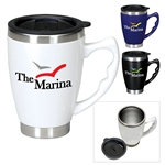 Customizable Primo Porcelain Coffee Mug 14oz