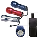 Personalized Mini LED Aluminum Flashlight