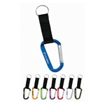 Customizable Logo Imprinted Carabiner