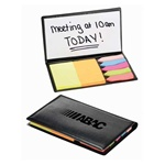 Personalized Sticky Slimline Memo Holder