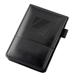 Promotional Pal Pocket Leatherette Jotter