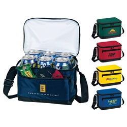 Custom Imprinted Insulated 6-Pack Bag