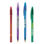 Personalized Clear BIC® Style® Pencil
