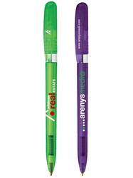Promotional Clear Chrome Pivo® BIC® Pencil