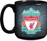 Promotional Black Super-Size Mug 20oz