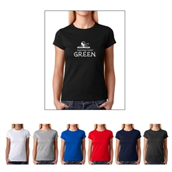 Screenprinted Softstyle ® Gildan® Ladies' T-Shirt