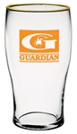 Custom Pub Glass 20oz
