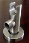 Bidet-Superstore.com Sanicare Hand Bidet Holder Auto on/off (Stainless Steel)