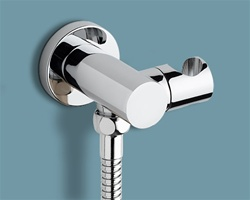 Sanicare Hand Held Bidet Holder (Chrome Metal)