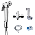 Sanicare 100 Hand Bidet Spray Head - all chrome