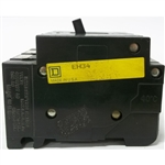 Square-D SQD EH340100 Circuit Breaker Refurbished