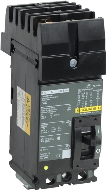 Square-D SQD FA22030AB Circuit Breaker New