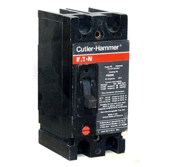 Thomas & Betts FS220040A Circuit Breaker Refurbished
