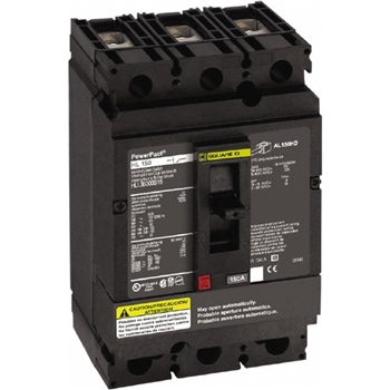 Square-D SQD HLL36000S15 Circuit Breaker Refurbished