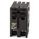 Square-D SQD HOM215 Circuit Breaker Refurbished
