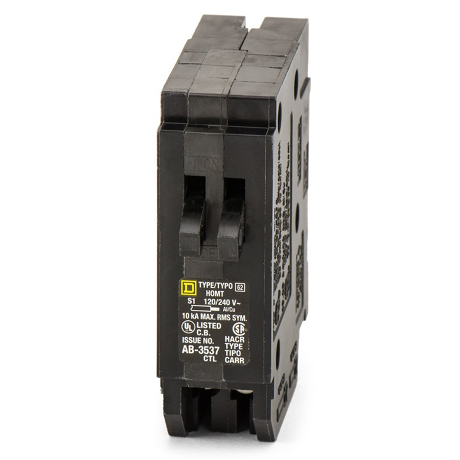 Square D SQD HOMT3020 Circuit Breaker Refurbished