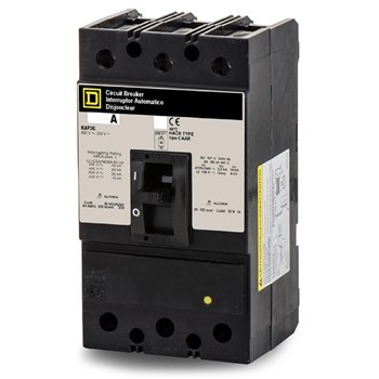 Square-D SQD KAP36225 Circuit Breaker New