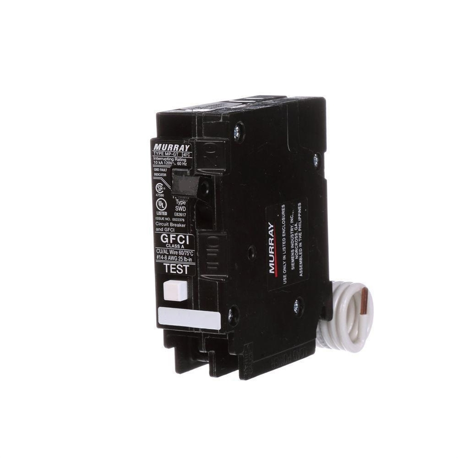 Crouse Hinds-Murray MP115GF Circuit Breaker Refurbished