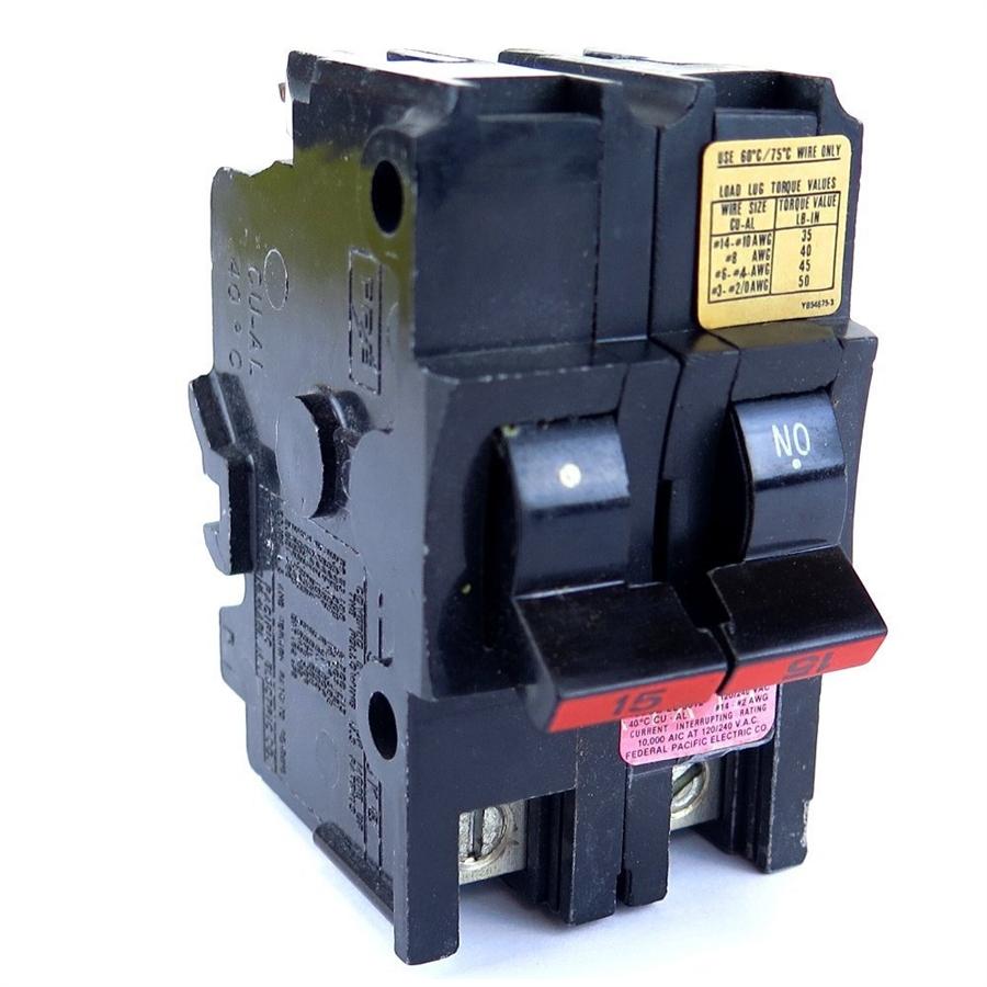 federal pacific na220 circuit breaker