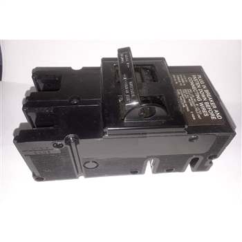 Zinsco/Milbank/Thomas & Betts QFP125-2 Circuit Breaker Refurbished