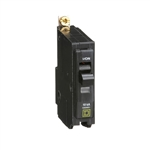 Square-D QOB125 Circuit Breaker Refurbished