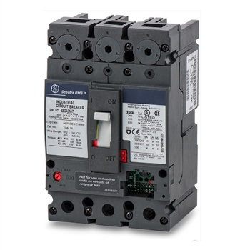General Electric GE SEDA36AT0030 Circuit Breaker New