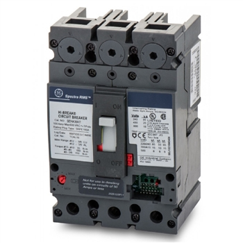 General Electric GE SEHA36AT0100 Circuit Breaker New