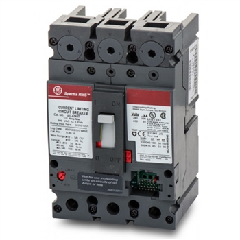 General Electric GE SELA24AT0100 Circuit Breaker Refurbished