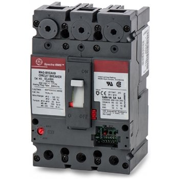 General Electric GE SELA36AI0060 Circuit Breaker Refurbished
