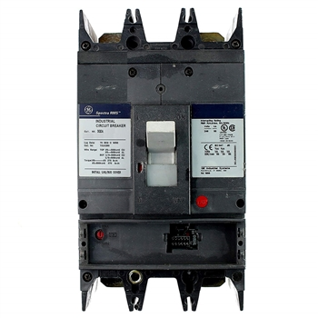 General Electric GE SGDA36AN0600 Circuit Breaker Refurbished