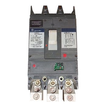 General Electric GE SGHH36BD0400 Circuit Breaker Refurbished