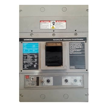 Siemens SJD69400 Circuit Breaker New