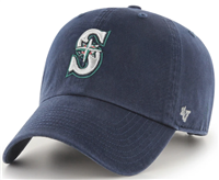Seattle Mariners '47 Clean Up Cap
