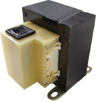 50VA Transformer, 120/208/240-24V, Foot Mount, Jard 5041C, T500C/B