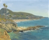 """Sunday Afternoon"", California Seascape Oil Painting by Armand Cabrera"