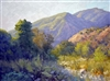 """Eaton Canyon Summer"", California Landscape Oil Painting by Armand Cabrera"