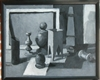 """Study in Gray & Black III"", Beatrice Stuart  