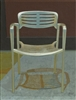 """Bing Chair"",  Original Painting by Michael Ward"