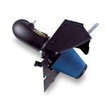 Airaid 2009-2015 Cadillac CTS-V 6.2L V8 Cold Air Intake System (Blue- Dry Filter) (Matte Black Finish) -- 253-253