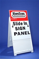 Double Panel Sign