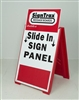 SignTrax Panel Sign