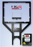 USA Lawn Step Frame