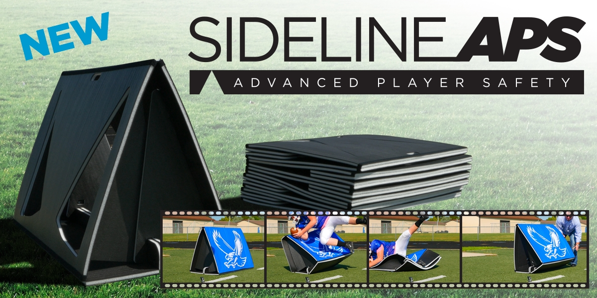 The SIDELINE APS (Advanced Player Safety) System