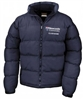 Newcastle Uni Cheerleading Puffer Coat - Men's Fit