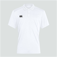 Newcastle Uni Cycling Team Dry Polo White Mens