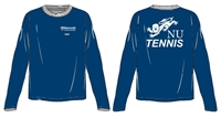 Newcastle Uni Tennis Long Sleeve Tshirt