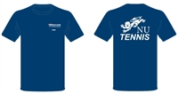 Newcastle Uni Tennis Short Sleeve Tshirt